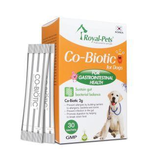 Royal-Pets - Co-Biotic 犬用腸胃益生素 (30小包)