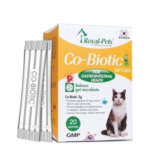 Royal-Pets - Co-Biotic 貓用腸胃益生素 (20小包)