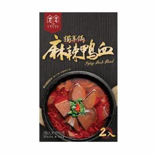 福忠字號 - 麻辣鴨血 (500g x 2包)