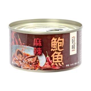 好棧 - 麻辣鮑魚 (30g) (4隻裝)