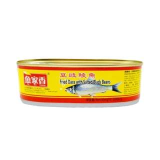 好棧 - 魚家香豆豉鯪魚罐頭 (184g)