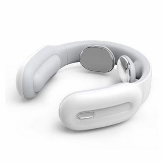 LOHAS - 無線智能肩頸按摩儀 (白色) (D12A)